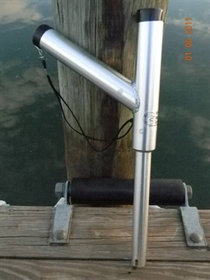 Wahoo Industries Double Rod Rigger
