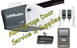 Liftmaster Model 8165 Security+ 2.0 Contractor Series 1/2 HP AC Chain Drive Garage Door Opener