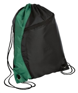 drawstring backpack hunter/black