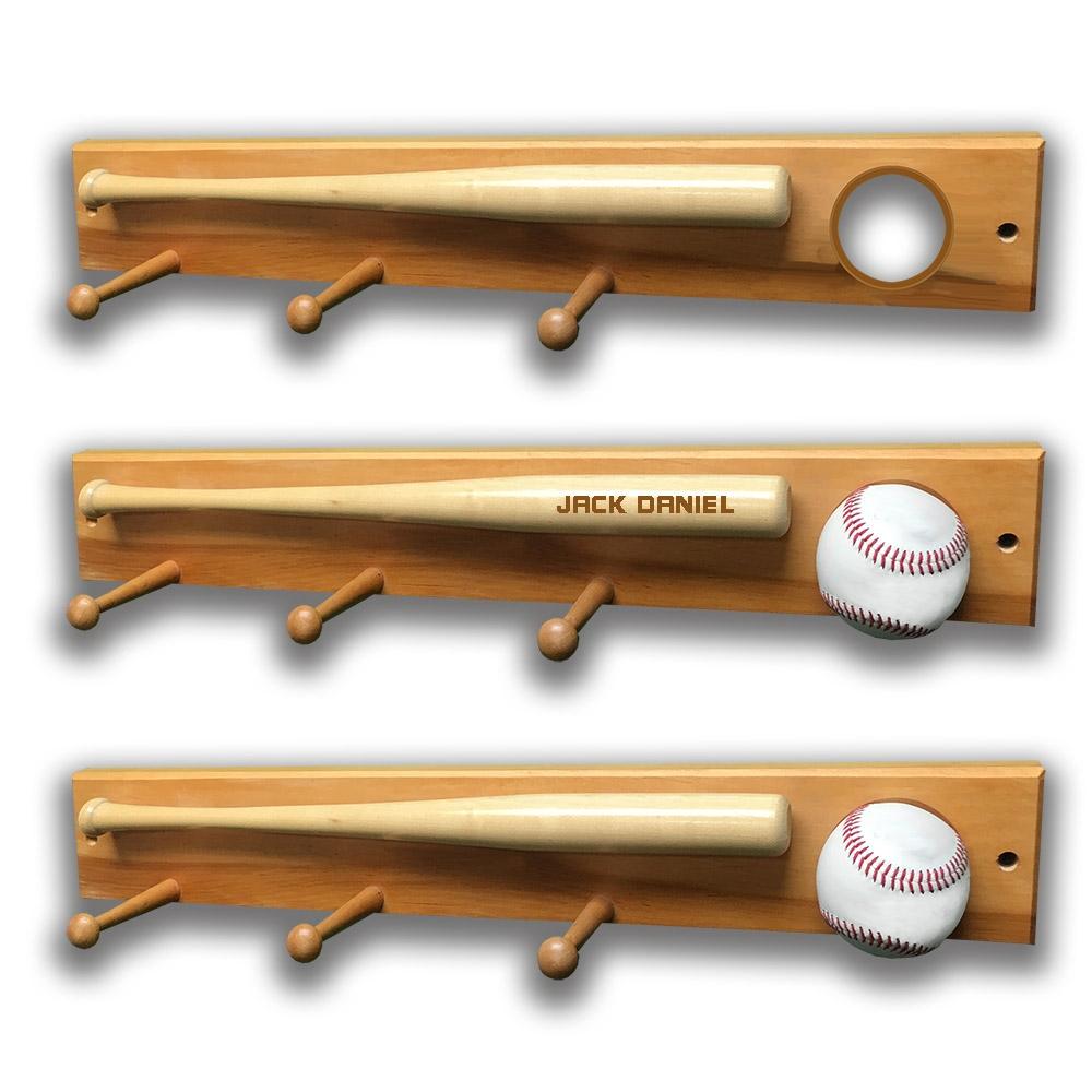 Small Baseball Bat Patch