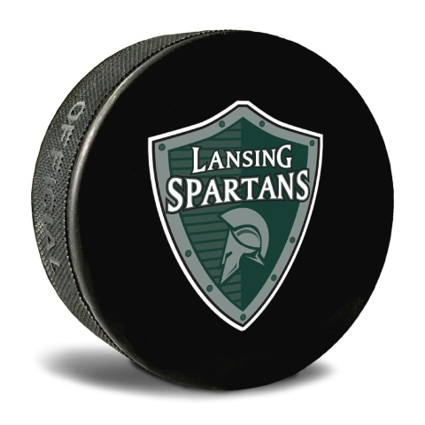 custom printed hockey pucks and full color logo pucks