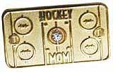 hockey mom gift hockey mom jewelry pin