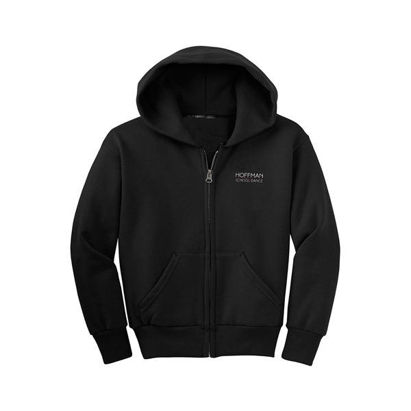 ZIP SWEATSHIRT- Youth