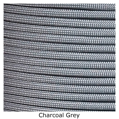 charcoal gray lacrosse string to put on your lacrosse stick