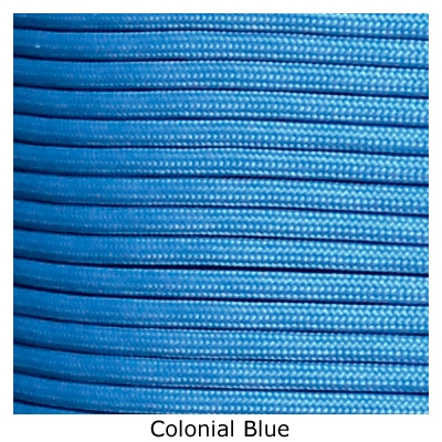 Colonial Blue lacrosse string to put on your lacrosse stick