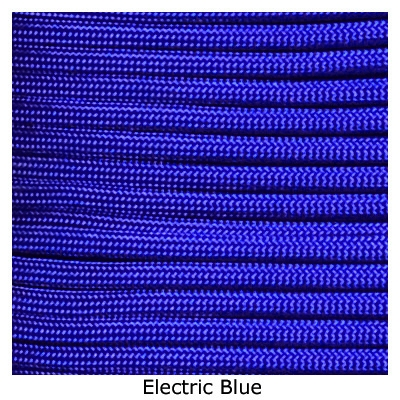 Electric Blue lacrosse string to put on your lacrosse stick