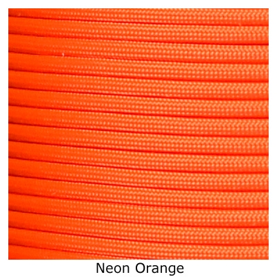 Neon Orange lacrosse string to put on your lacrosse stick