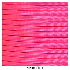 Neon Pink lacrosse string to put on your lacrosse stick