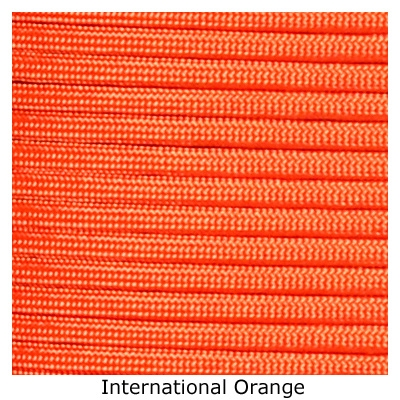 International Orange lacrosse string to put on your lacrosse stick
