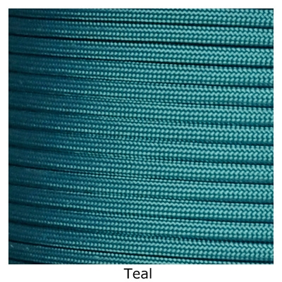 Teal lacrosse string to put on your lacrosse stick