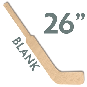 wholesale wood mini hockey stick