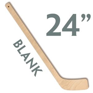 wood mini hockey stick 24""