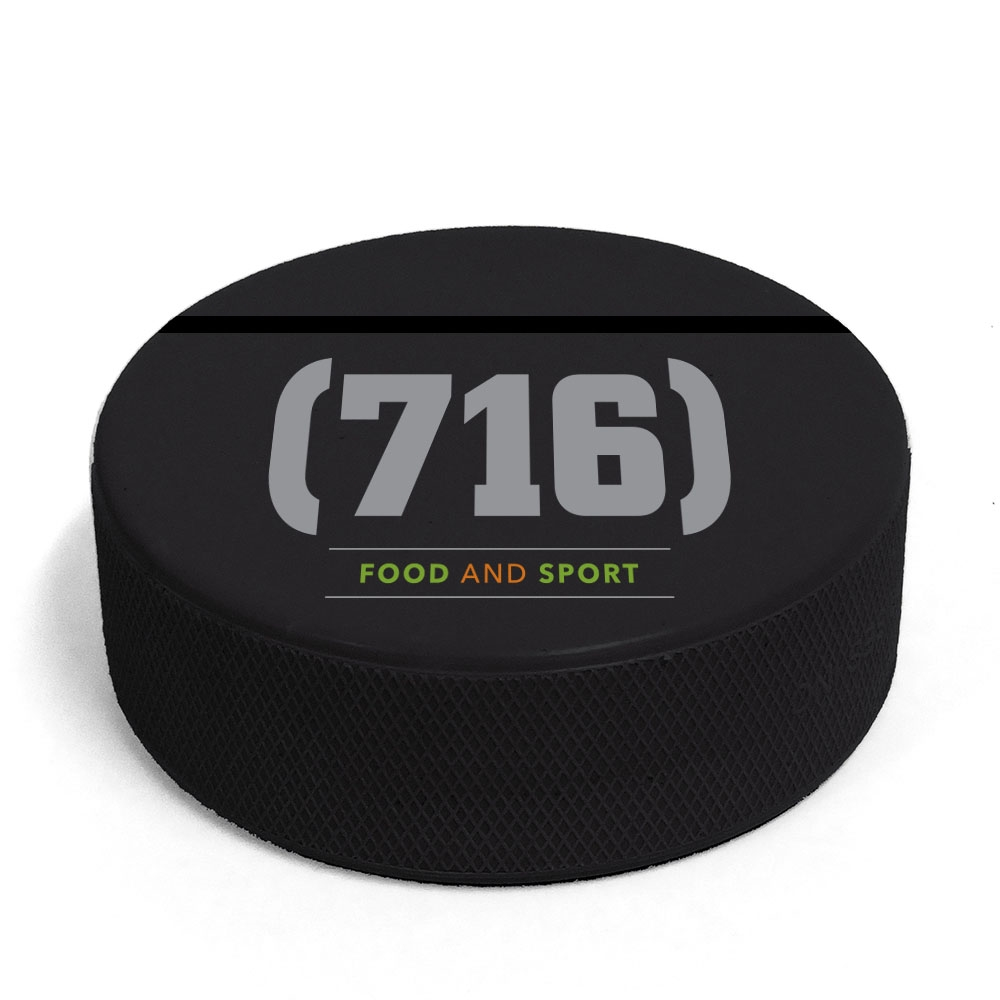 Hockey Puck Card Holder Personalized Hockey Pucks