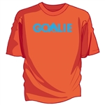 Goalie Tee Shirt