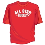All Star Hockey Tee Shirt