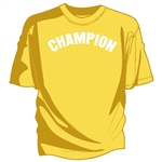 Champion Arc Tee Shirt
