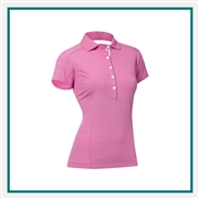 Zero Restriction Ladies' Holly Short Sleeve Polo 0722L with Custom Embroidery, Zero Restriction Custom Polos, Zero Restriction Custom Logo Gear