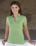 Tri Mountain Women's Geneva Polo 436 Custom Branded