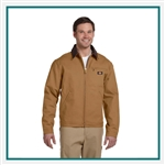 Dickies Rigid Duck Blanket Lined Jacket 758, Dickies Corporate Workwear, Dickies Custom Logo Workwear