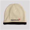 AHEAD Knit Fleece Toque with Custom Embroidery, AHEAD Custom Fleece Beanies, AHEAD Custom Logo Headwear
