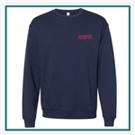 American Apparel Unisex Flex Fleece Drop Shoulder Pullover Silkscreened
