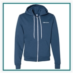 American Apparel Flex Fleece Zip Hoodie Custom