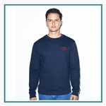 American Apparel Unisex Classic Crew Sweatshirt Corporate Logo