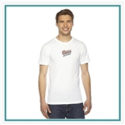 American Apparel Sublimation Shirt Company Logo