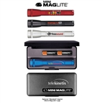 Maglite Mini 2AA Flashlight Digital Imprint, Maglite Custom Printed Flashlights, Maglite Mini Custom Logo