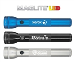 Maglite LED 3D Flashlight with Laser Engraving, Maglite Custom LED Flashlights, Maglite Custom Logo Flashlight