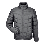 Spyder Men's Pelmo Insulated Puffer Jacket 187333 Custom Embroidery