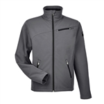 Spyder M Transport Soft Shell Jacket 187334 Custom Embroidery