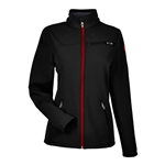 Spyder Women's Transport Soft Shell Jacket 187337 with Custom Embroidery, Spyder Custom Soft Shell Jackets, Spyder Custom Logo Gear