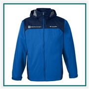 Columbia Men's Glennaker Lake Rain Jacket with Custom Embroidery, Columbia Custom Rain Jackets, Columbia Custom Logo Gear