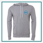 Bella + Canvas Unisex Poly-Cotton Fleece Pullover Hoodie with Custom Logo, Custom Logo Bella + Canvas Hoodies, Bella + Canvas Wholesale, Bella + Canvas Distributors