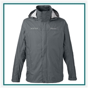Marmot Men's PreCip Full Zip Jacket 41200 Custom Branding