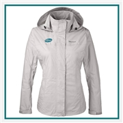 Marmot Ladies PreCip Jacket Custom Embroidery