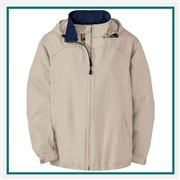 North End Ladies Techno Lite Jacket with Custom Embroidery, Custom Embroidered Jacket, North End 78032, North End Apparel, Promotional apparel, embroidered apparel