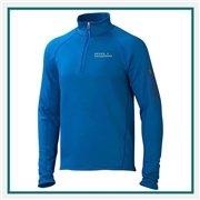Marmot Stretch Fleece Half Zip Custom