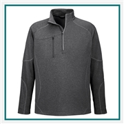 North End Men's Catalyst Performance Fleece Half-Zip Jacket