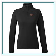 Marmot Stretch Half Zip Embroidered