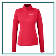 Marmot Ladies Meghan Half Zip Pullover Co-Branded