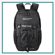 Marmot Salt Point Custom Embroidered