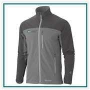 Marmot Men's Tempo Full Zip Jacket 98260 with Custom Embroidery, Marmot Custom  Jackets, Marmot Custom Logo Gear