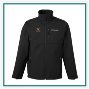 Columbia Men's Ascender Soft Shel Jacket with Custom Embroidery, Columbia Custom Softshell Jackets, Columbia Custom Logo Gear