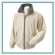 Devon & Jones Men's Three-Season Classic Jacket with Custom Embroidery, Devon & Jones D700 Custom Embroidered, Devon & Jones Corporate Apparel