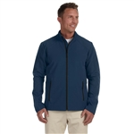 Devon & Jones Men's Doubleweave Tech-Shell Duplex Jacket with Custom Embroidery, Devon & Jones D945 Custom Embroidered, Devon & Jones Corporate Apparel