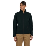 Devon & Jones Ladiies Doubleweave Tech-Shell Duplex Jacket with Custom Embroidery, Devon & Jones D945W Custom Embroidered, Devon & Jones Corporate Apparel