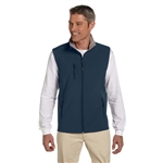 Devon & Jones Men's Soft Shell Vest with Custom Embroidery, Devon & Jones D700 Custom Embroidered, Devon & Jones Corporate Apparel