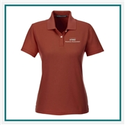 Devon & Jones Ladies DRYTEC20 Performance Polo with Custom Embroidery, Devon & Jones DG150W Custom Embroidered, Devon & Jones Corporate Apparel